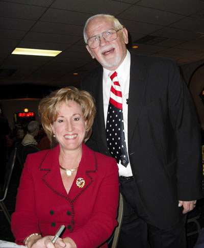 Photo of Kent Stephens and Ann Wagner
